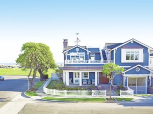 The 2014 Coastal Living Showhouse on Coronado Island built by Flagg Coastal Homes