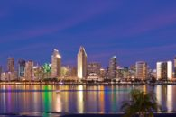 927 First Street, Coronado CA - Newly Completed San Diego Bay View Home