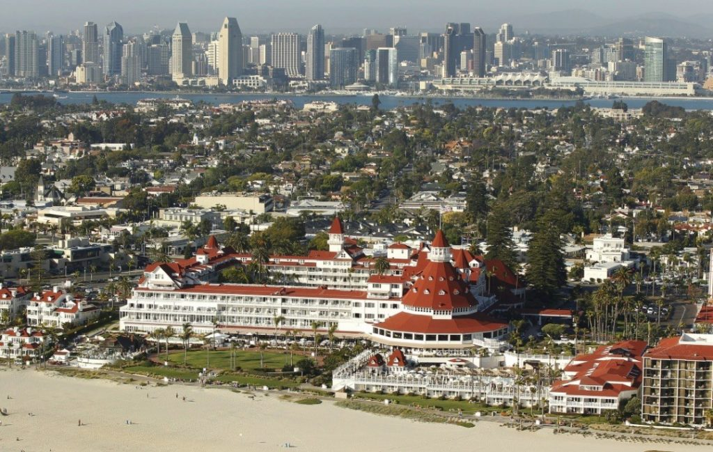 Coronado Island Home For Sale Hotel Del 2017 Market